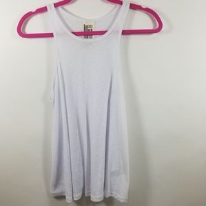 Free people ribbed stretch tank top Size S